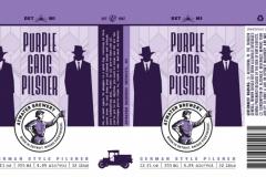 Atwater Brewery - Purple Gang Pilsner