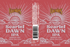 Founders - Scarlet Dawn Ipa