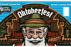 Lansing Brewing Company - Oktoberfest