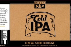 Bell's - Cold Ipa