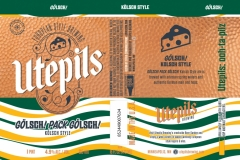 Utepils Brewing - Golsch! Pack Golsch!