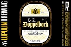 Lupulin Brewing Company - B.A. Doppelbock