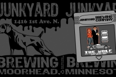 Junkyard Brewing Co. - The Wolf