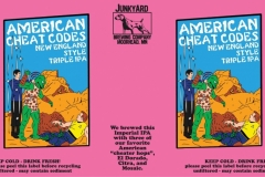 Junkyard Brewing Company - American Cheat Codes