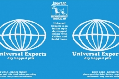 Junkyard Brewing Company - Universal Exports
