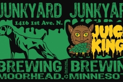 Junkyard Brewing Co. - Juice King