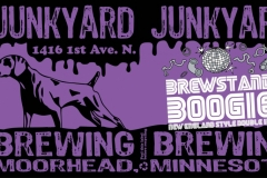 Junkyard Brewing Co. - Brewstand Boogie