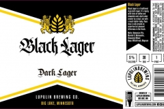 Lupulin Brewing Company - Black Lager