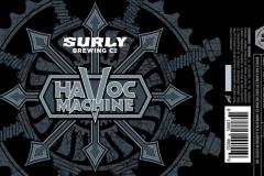 Surly Brewing Company - Havoc Machine