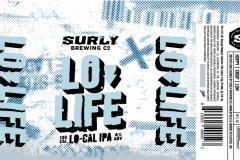 Surly Brewing Company - Lo-life Lo-cal Ipa