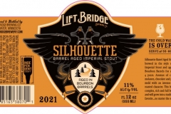 Lift Bridge Brewing Company - Silhouette