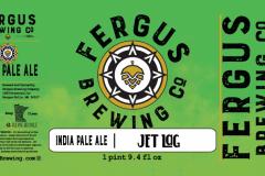 Fergus Brewing Co. - India Pale Ale Jet Lag
