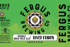Fergus Brewing Co - Double India Pale Ale River Kraken