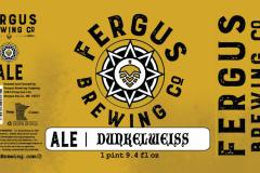Fergus Brewing Co. - Ale Dunkelweiss