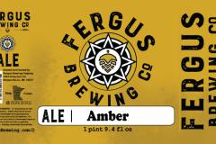 Fergus Brewing Co. - Amber