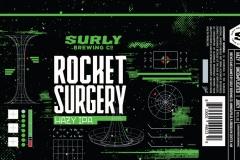 Surly Brewing Company - Rocket Surgery Hazy Ipa