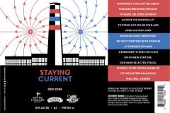 Blackstack Brewing - Staying Current