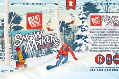 Bent Paddle Brewing Company - Snowmaker Pale Ale