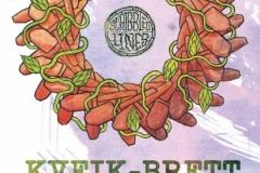 Lupulin Brewing Company - Kveik-brett - B. Bruxellensis W/ Lotus Hops
