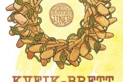 Lupulin Brewing Company - Kveik-brett - Mothership Brett Blend W/ Rakau Hops