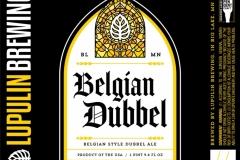 Lupulin Brewing Company - Belgian Dubbel