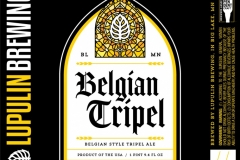 Lupulin Brewing Company - Belgian Tripel
