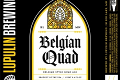 Lupulin Brewing Company - Belgian Quad