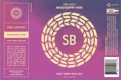 Spiral Brewery - Mississippi Fog