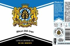 Lupulin Brewing Company - Oktoberfest