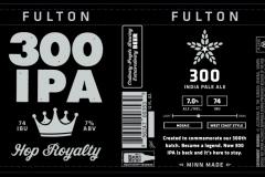 Fulton Beer - 300 IPA