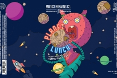 Modist Brewing Co. - Planet Lunch