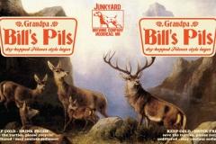 Junkyard Brewing Company - Grandpa Bill's Pils