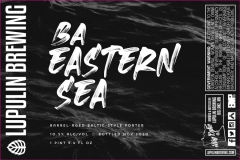 LBC Label 4x6 BA Eastern Sea