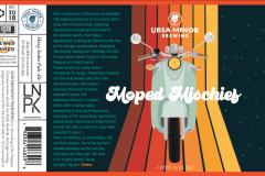 Ursa Minor Brewing - Moped Mischief