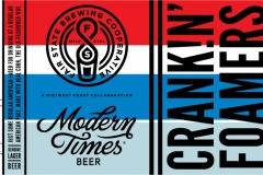 Fair State Brewing Cooperative - Crankin' Foamers