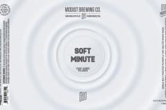 Modist Brewing Co. - Soft Minute