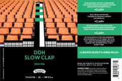 Blackstack Brewing - Ddh Slow Clap