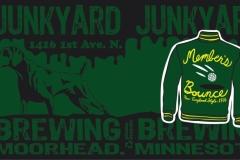 Junkyard Brewing - Member's Bounce