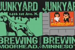 Junkyard Brewing - Jack Rabbit Slim's