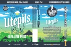 Utepils Brewing - Keller Pils