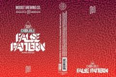 Modist Brewing Co. - Double False Pattern
