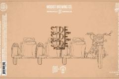 Modist Brewing Co. - Side By Side By Side