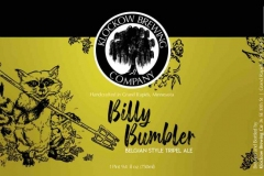 Klockow Brewing Co - Billy Bumbler Belgian Style Tripel Ale