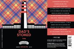 Blackstack Brewing - Dad's Stoked