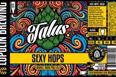 Lupulin Brewing Company - Sexy Hops - Talus