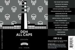 Blackstack Brewing - Ddh All Caps