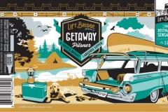Lift Bridge Brewery - Getaway Pilsner