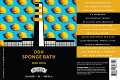 Blackstack Brewing - Ddh Sponge Bath