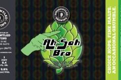 Disgruntled Brewing - Ah Sah Bro