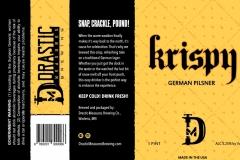 Drastic Measures Brewing - Krispy
